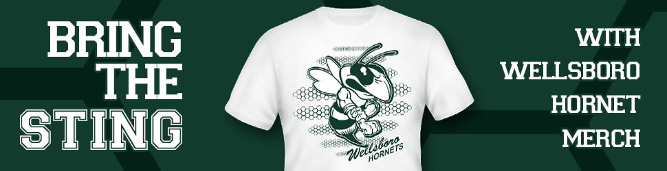 Bring the Sting with Wellsboro Hornet Merchandise